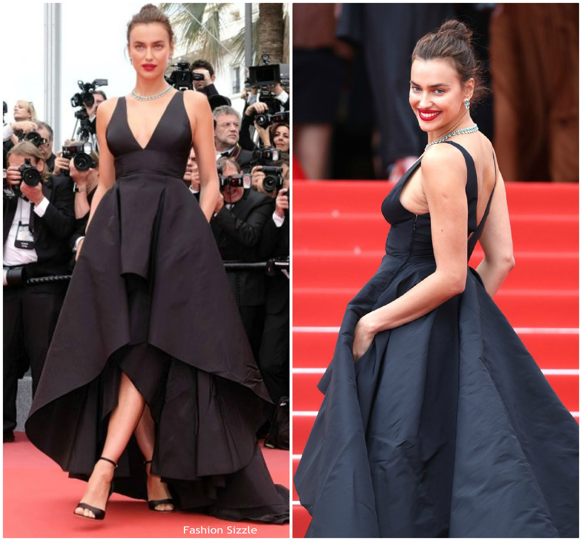 Image result for irina shayk film festival 2018