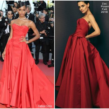 jasmine-tookes-in-zac-posen-girls-of-the-sun-les-filles-du-soleil-cannes-film-festival-premiere