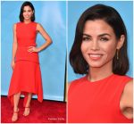 Jenna Dewan In Reem Acra  @ NBCUniversal Summer Press Day: 'World of Dance'