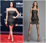 Jenna Dewan  In Zuhair Murad  @ 2018 Billboard Music Awards