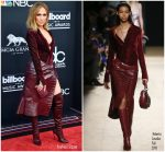 Jennifer Lopez In Roberto Cavalli  @ 2018 Billboard Music Awards