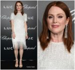Julianne Moore In Chanel  @ Chopard Gentlemen's Evening