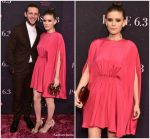 Kate Mara & Jamie Bell In Valentino  @ 'Pose' New York Premiere