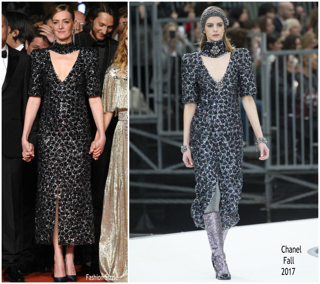 kate-moran-in-chanel-knife-heart-un-couteau-dans-le-coeur-cannes-film-festival-premiere