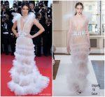 Kendall Jenner In Schiaparelli @ 'Girls Of The Sun (Les Filles Du Soleil)' Cannes Film Festival Premiere