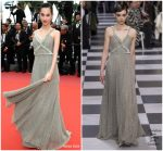"Kiko Mizuhara In Christian Dior Couture  @ ""Yomeddine""  Cannes Film Festival Premiere"
