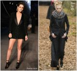 Kristen Stewart In Chanel @  Chanel Resort 2019 Fashion Show in Paris