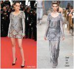 Kristen Stewart  In Chanel Couture @  'BlacKkKlansman' Cannes Film Festival Premiere