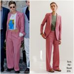 "Kristen Stewart  In Ports 1961 @ "" Jury""   Cannes Film Festival Lunch"