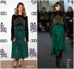 Laura Dern in Derek Lam @ 'The Tale' Special Screening
