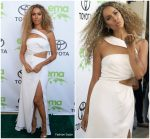 Leona Lewis In Atelier Prabal Gurung  @ 28th Annual Environmental Media Awards