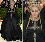 Madonna In Jean Paul Gaultier Couture @ 2018 Met Gala