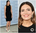 Mandy Moore  In Altuzarra  @  2018 NBCUniversal Upfront Presentation