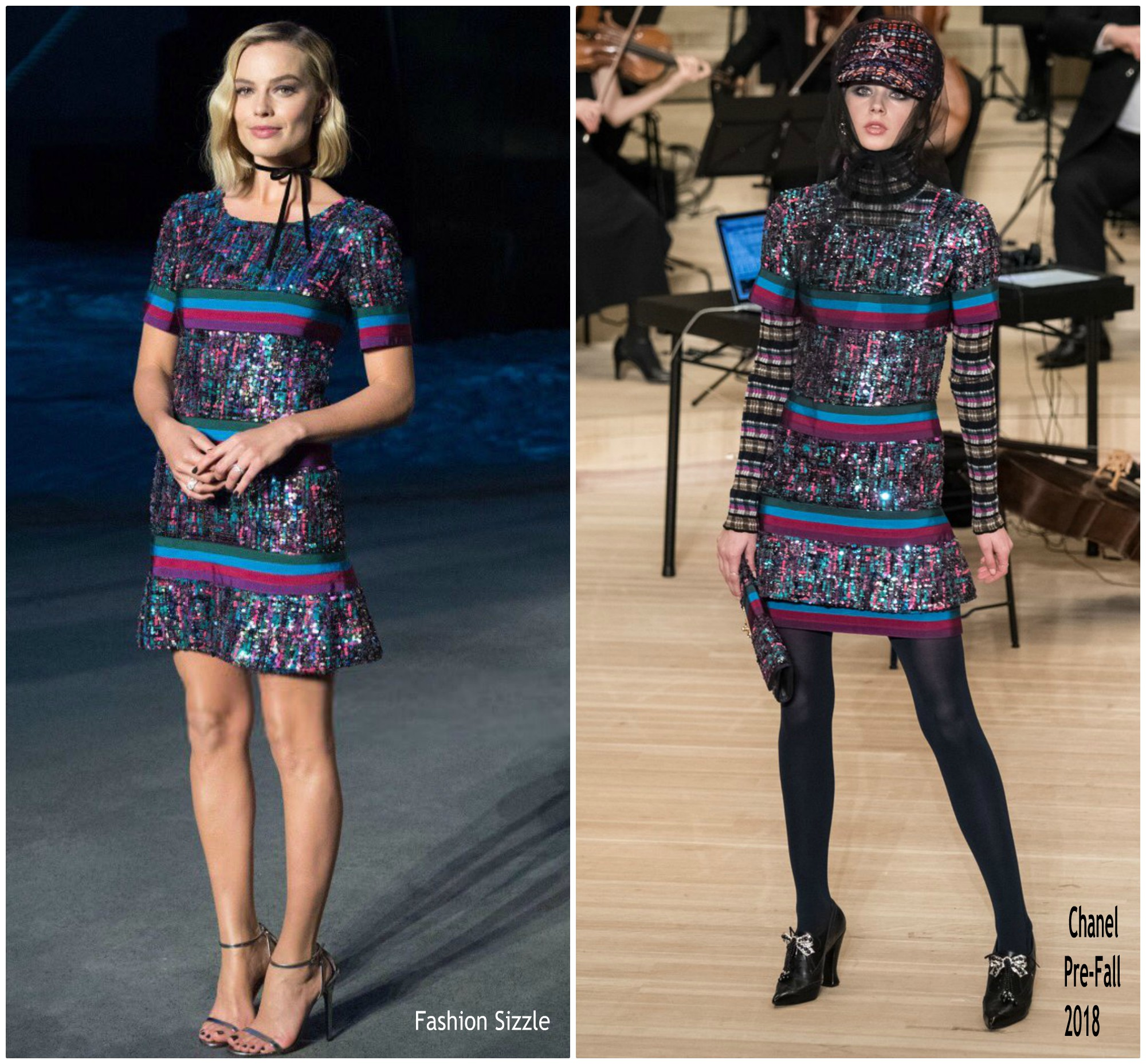 margot-robbie-in-chanel-chanel-resort-2019-fashionshow-in-paris