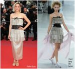Marion Cotillard  In Chanel @ Sink Or Swim (Le Grand Bain)  Cannes  Film Festival  Premiere