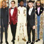 Met Gala  2018 Menswear  Redcarpet
