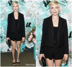 Michelle Williams In Louis Vuitto  @ Tiffany & Co. Paper Flowers Event And Believe In Dreams Campaign Launch