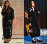 Mindy Kaling  In Stella McCartney  @ Ocean's 8' Worldwide Photocall