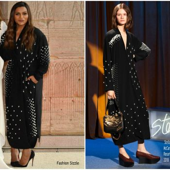 mindy-kaling-in-stella-mccartney-oceans-8-worldwide-photocall
