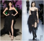 Ming Xi   In Ermanno Scervino  @ Chopard Secret Night Party 2018 Cannes Film Festival