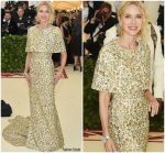 Naomi Watts  In Michael Kors Collections @ 2018 Met Gala
