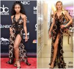 Normani  In Lethicia Bronstein  @ 2018 Billboard Music Awards