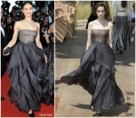 Olga Kurylenko In Christian Dior Haute Couture  @ 'The Man Who Killed Don Quixote' Cannes Film Festival  Premiere