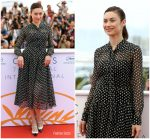 Olga Kurylenko in Christian  Dior @ 'The Man Who Killed Don Quixote' Cannes Film Festival Photocall