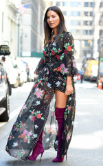 Olivia Munn In Abodi Out In New York - Fashionsizzle