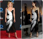 Olivia Holt  In Cushnie Et Ochs @ 2018 Disney ABC Freeform Upfronts in New York