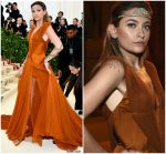 Paris Jackson In Stella McCartney  @ 2018 Met Gala