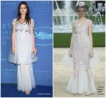 Penelope Cruz In Chanel Couture  @ Cannes Film Festival Gala Dinner