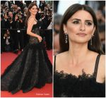 Penelope Cruz In Vintage Chanel  @ 'Everybody Knows' Cannes Film Festival Screening