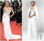 Petra Němcová In Cristina Ottaviano @ 'Sorry Angel (Plaire, Aimer Et Courir Vite)' Cannes Film Festival Premiere