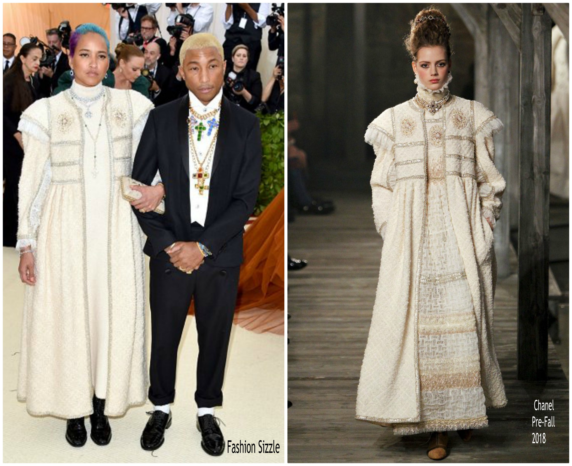 pharrell-williams-helen-laisichanh-in-chanel-2018-met-gala