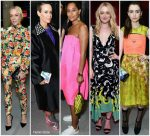 Prada Resort 2019  Fashion Show Front Row In New York