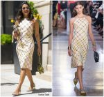 Priyanka Chopra In Bottega Veneta  – Out In New York City
