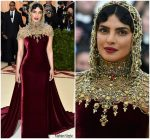Priyanka Chopra In Ralph Lauren Collection  @ 2018 Met Gala