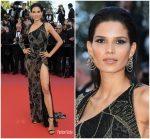 Raica Oliveira In Roberto Cavalli Couture   @ 'Girls Of The Sun (Les Filles Du Soleil)' Cannes Film Festival Premiere