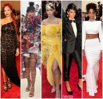 Rihanna Met Gala Looks Over The Years