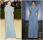Rooney Mara In Givenchy Couture  @ 2018 Met Gala