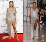 Rose Bertram  In Georges Hobeika Couture @ 2018 DeGrisogono Cannes Party