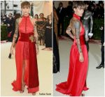 Ruby Rose in Tommy Hilfiger @ 2018 Met Gala