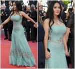 Salma Hayek In Gucci @ 'Girls Of The Sun (Les Filles Du Soleil)' Cannes Film Festival Premiere