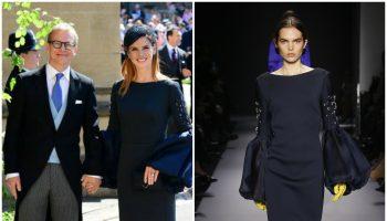 sarah-rafferty-in-lanvin-prince-harry-meghan-markles-royal-wedding