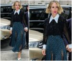 Sarah Paulson In Michael Kors  @ Oceans 8 Worldwide Photocall in New York
