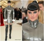 Shailene Woodley In Ralph Lauren Collection @  2018 Met Gala