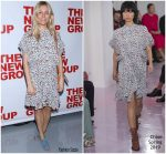 Sienna Miller In Chloe  @' Peace For Mary Frances' Opening Night