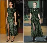 Sonam Kapoor In Erdem  @ 'Veere Di Wedding' Film Soundtrack Premiere