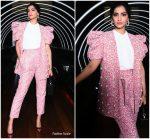 Sonam Kapoor In Keti Chkhikvadze   @ Veere Di Wedding Promo Tour